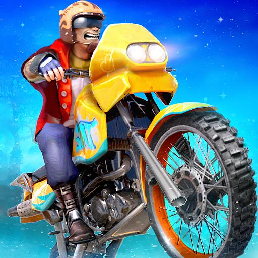 Bike Rider Stunts icône