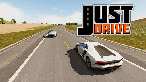 Just drive simulator Screenshot