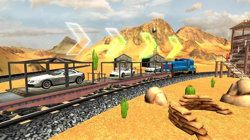 Train: Transport simulator Screenshot
