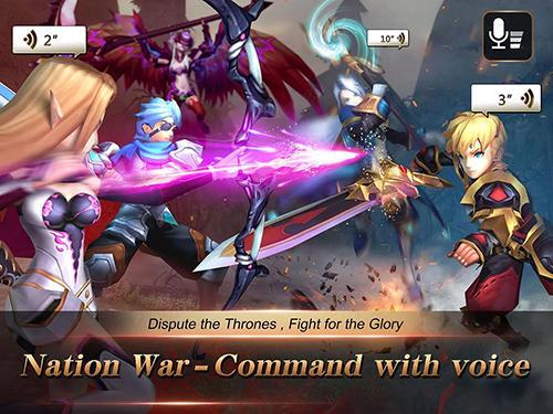 Knights saga für Android