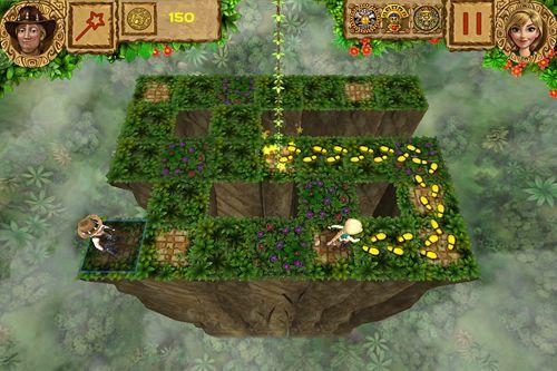 Jogos de arcade: faça o download de Tesouro do templo: Quebra-cabeça de aventura para o seu telefone