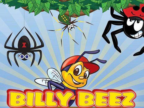 логотип Приключения пчелы Билли