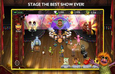 Screenshot Meine Muppet Show auf dem iPhone