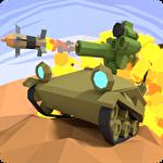 Iron blaster: Online tank icon