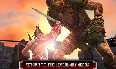 Gladiatorenspiele Blood & Glory: Legend auf Deutsch