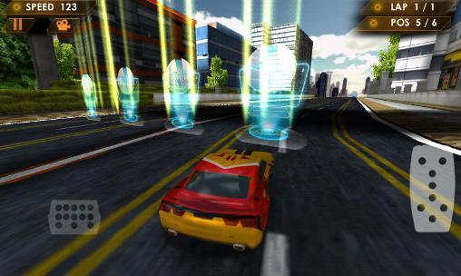 Street racer 3D screenshot 4