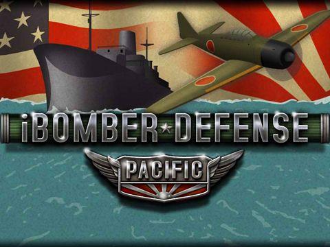 logo iBomber: Pazifik Abwehr