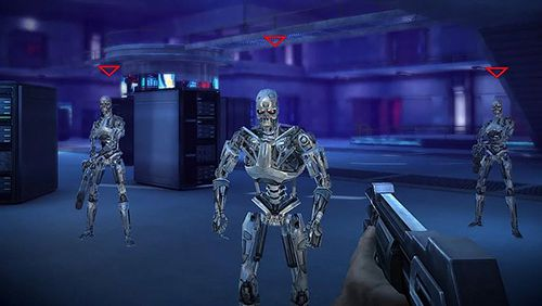Screenshot Terminator Genisys: Wächter auf dem iPhone