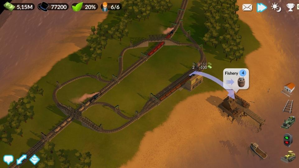 DeckEleven's Railroads 2 capture d'écran 1