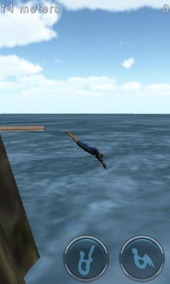 Cliff Diving 3D для Android