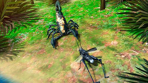 Grasshopper insect simulator for iPhone for free