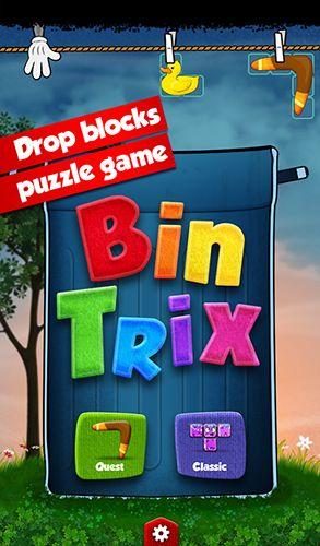Bin trix Symbol