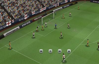 Симулятор футбола для iPhone бесплатно