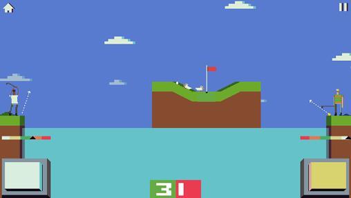 Sportspiele Battle golf auf Deutsch