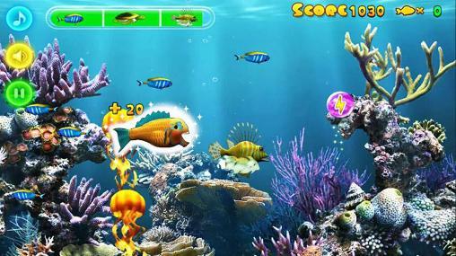 Shark fever скриншот 1
