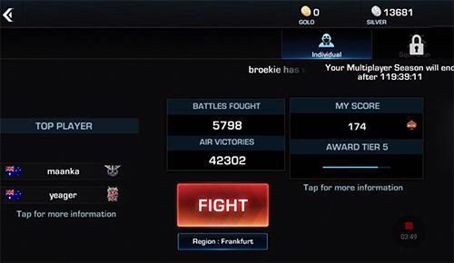 War wings скріншот 1