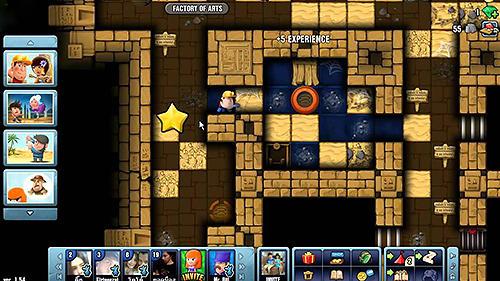 Juegos de arcade Diggy's adventure para teléfono inteligente