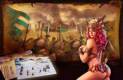 Screenshot Age Of Empire on iPhone