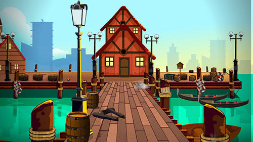 Criminal chase: Escape games captura de tela 1