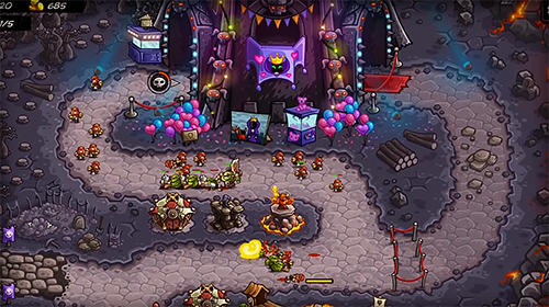 Kingdom rush vengeance para Android