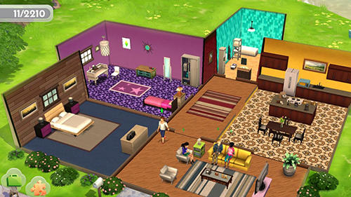 The sims: Mobile screenshot 3