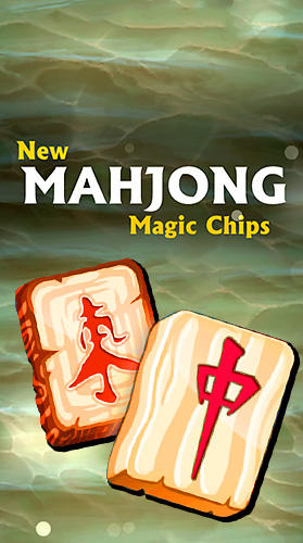 New mahjong: Magic chips screenshot 1
