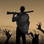 Desert storm: Zombie survival icon