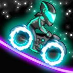 Neon motocross + Symbol
