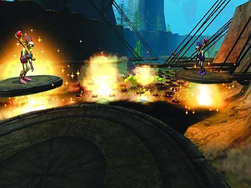 Abenteuer-Spiele Oddworld: Munchs Odyssee auf Deutsch