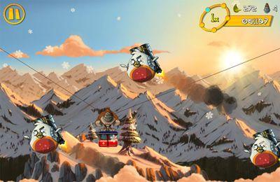 Screenshot Gorilla Gondola auf dem iPhone