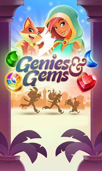Genies and gems Screenshot