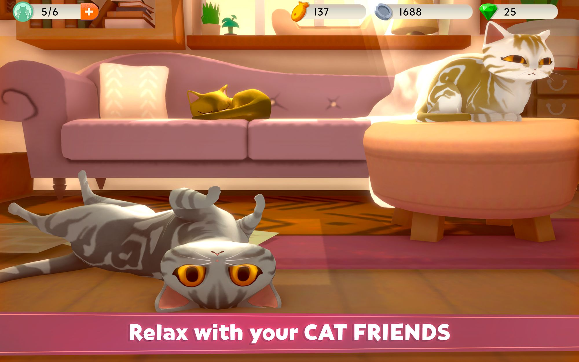 My Cat Club screenshot 1