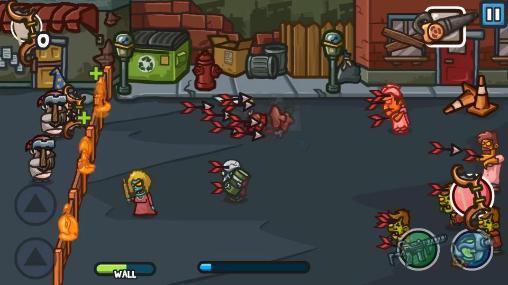 Zombiespiele Zombie guard auf Deutsch