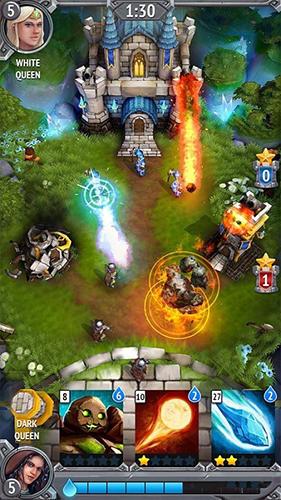 Fantasy-Spiele Magic league pro auf Deutsch