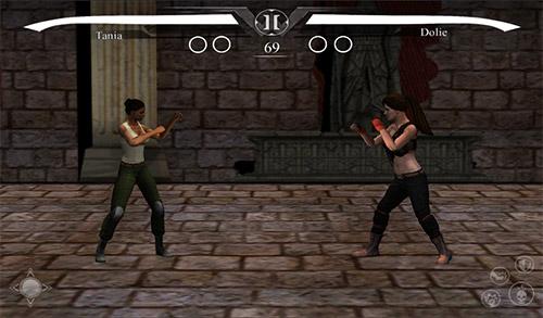 Kampfspiele Army fight für das Smartphone