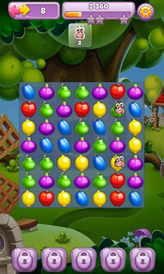 Viber: Fruit adventure screenshot 2