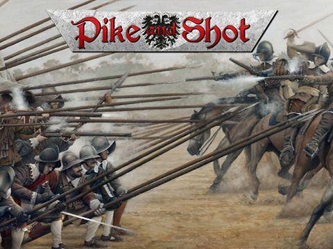 logo Pike et coup de feu