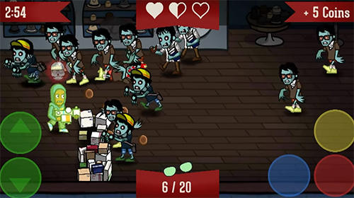 Hipster zombies для Android