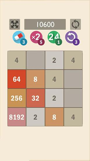 2048 power auf Deutsch