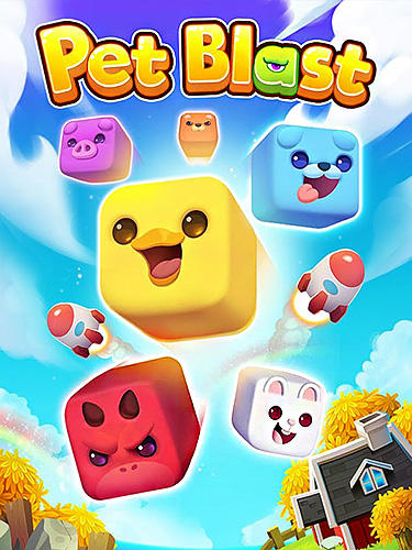 Pet blast screenshot 1