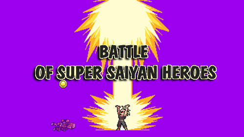 Battle of super saiyan heroes Symbol