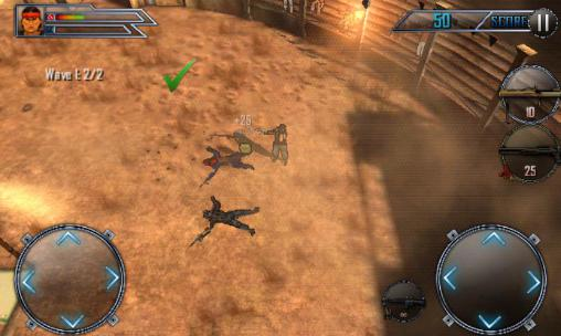 Assault commando 2 für Android