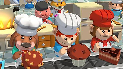 Arcade-Spiele Idle cooking tycoon: Tap chef für das Smartphone