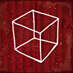 Cube escape: Theatre Symbol