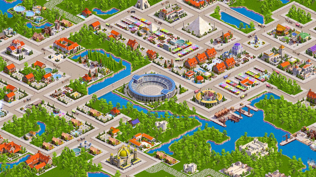 Designer City: Empire Edition для Android