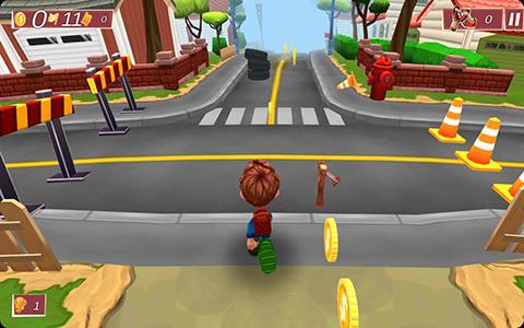 The Scooty: Run bully run screenshot 2