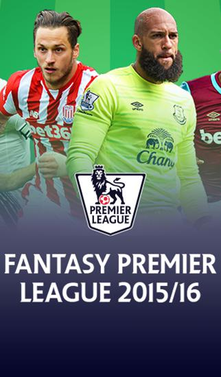 Fantasy premier league 2015/16 Symbol
