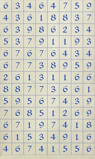 Logic games Numbers 25 for smartphone