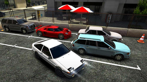 Speed parking screenshot 1