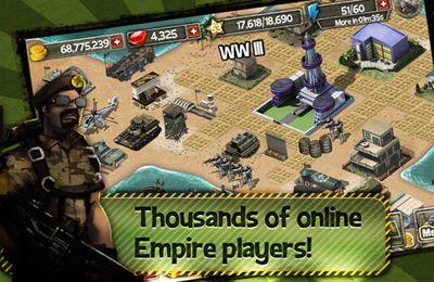 Les Guerres des Empires pour iPhone gratuitement